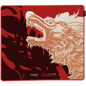 Mouse Pad Gaming MARVO G30 Design FireWolf Marime L