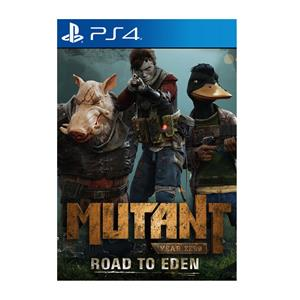 Mutant Year Zero Road To Eden Deluxe Edition 2019 PS4
