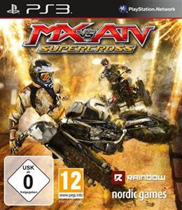 MX Vs ATV Supercross Ps3