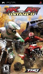 Mx Vs Atv Untamed Psp