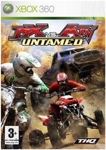 MX Vs ATV Untamed Xbox360