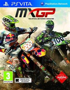 MXGP The Official Motocross Videogame Ps Vita