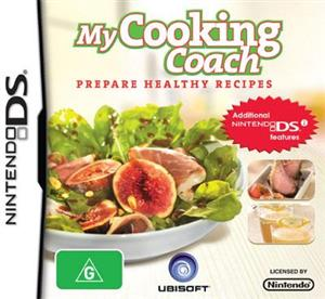 My Cooking Coach Nintendo Ds
