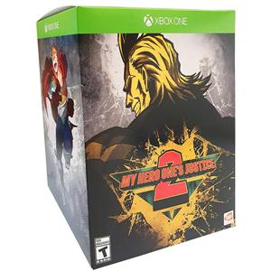 My Hero One's Justice 2 Collector's Edition Xbox One