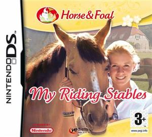 My Riding Stables Nintendo Ds