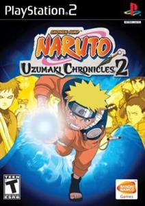 Naruto Uzumaki Chronicles 2 Ps2