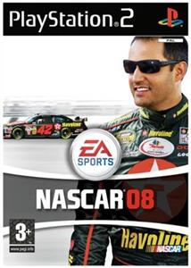 Nascar 2008 Chase For The Cup Ps2