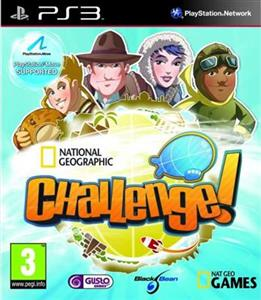 National Geographic Challenge! (Move) PS3