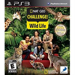 National Geographic Challenge Wild Life Ps3