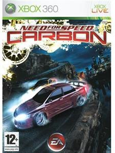 Need For Speed Carbon Xbox360