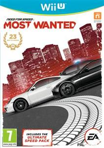 Need For Speed Most Wanted Nintendo Wii U