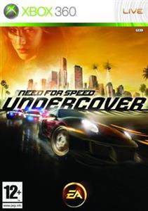 Need For Speed Undercover Xbox360