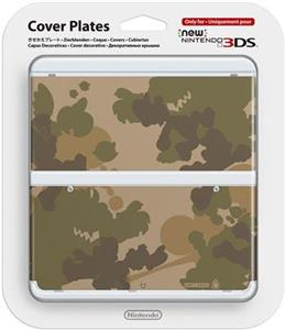 New Nintendo 3DS Coverplate Camouflage