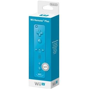 Nintendo Wii U Remote Plus Blue