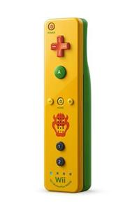 Nintendo Wii U Remote Plus Bowser Orange/Green