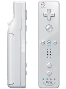 Nintendo Wii U Remote Plus White