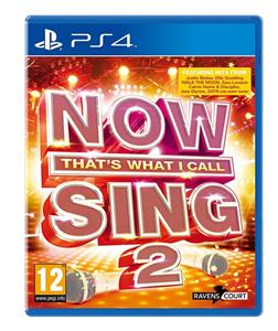 NOW That's What I Call Sing 2017 PS4