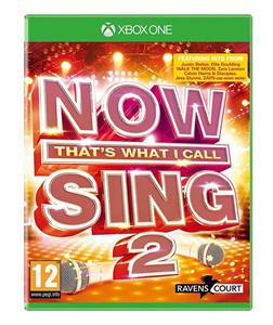 NOW That's What I Call Sing 2017 Xbox One