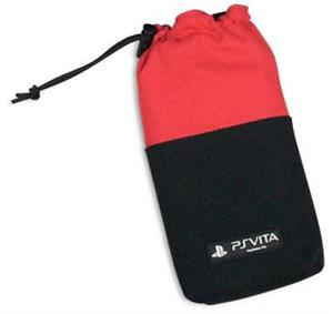 Officially Licensed 4Gamers Clean 'n' Protect Kit Red PS Vita