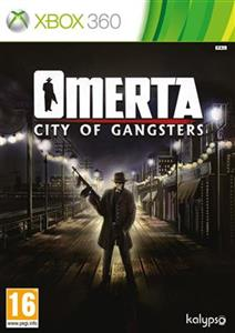 Omerta City Of Gangsters Xbox360