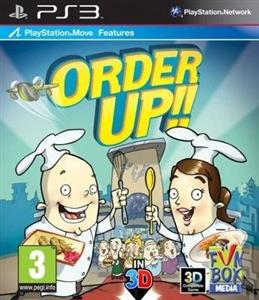 Order Up (Move) Ps3