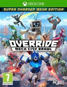 Override Mech City Brawl Super Charged Mega Edition Xbox One