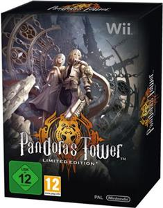 Pandora's Tower Limited Edition Nintendo Wii