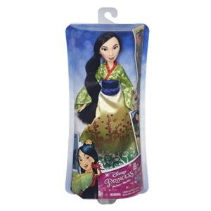 Papusa Disney Princess Royal Shimmer Mulan Doll