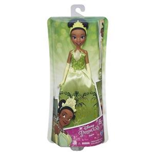 Papusa Disney Princess Royal Shimmer Tiana Doll