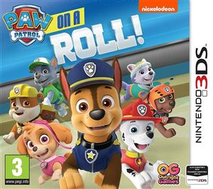 Paw Patrol On a Roll Nintendo 3DS