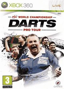 PDC World Championship Darts Pro Tour Xbox360