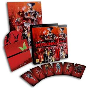 Persona 2 Innocent Sin Collector's Edition Psp