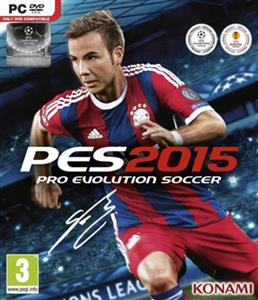 PES 2015 Pro Evolution Soccer Pc