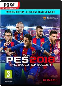 PES 2018 Pro Evolution Soccer PC