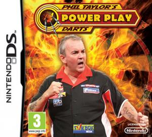 Phil Taylor'S Power Play Dart'S Nintendo Ds