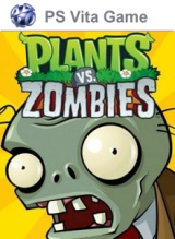 Plants vs Zombies PS Vita