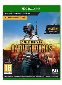 Playerunknown's Battlegrounds (Code in Box) Xbox One