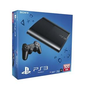 Playstation 3 Super Slim Console 500Gb Ps3