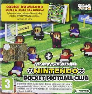 Pocket Football Club (Code in Box) Nintendo 3DS
