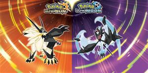 Pokemon Ultra Sun & Pokemon Ultra Moon Ultra Dual Edition Nintendo 3DS