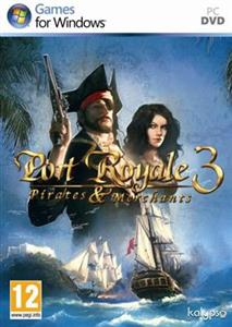 Port Royale 3 Pirates and Merchants Pc