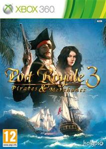 Port Royale 3 Pirates and Merchants Xbox360