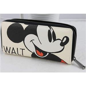 Portofel Gaming Loungefly Mickey Mouse Classic Zip Around Wallet