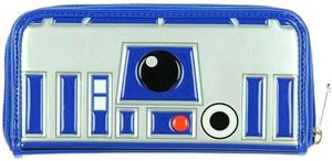 Portofel Gaming Loungefly R2d2 Zip Around Wallet