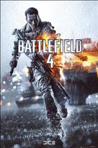 Poster Battlefield 4 Cover 61 x 91.5 cm