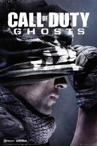 Poster Call Of Duty Ghosts Cover 61 x 91.5 cm