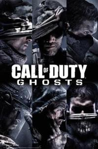 Poster Call Of Duty Ghosts Profile 61 x 91.5 cm