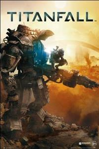 Poster Titanfall Cover 61 x 91.5 cm