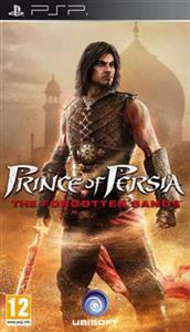 Prince of Persia The Forgotten Sands PSP