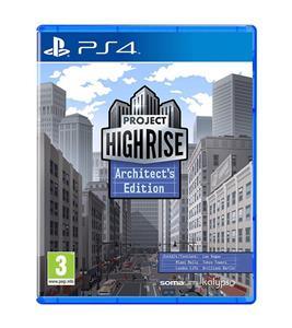 Project Highrise Architects Edition PS4